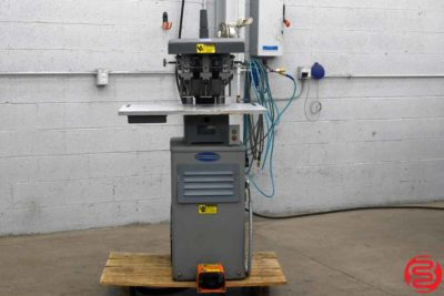 Challenge EH-3A Three Spindle Hydraulic Paper Drill - 032919013748