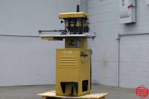 Challenge EH-3A Three Spindle Hydraulic Paper Drill - 041919122432