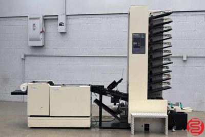 Duplo DC-10000S 10 Bin Booklet Making System - 033019123725