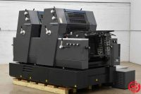 2002 Heidelberg 52-2 GTO Two Color Offset Printing Press - 041119110605