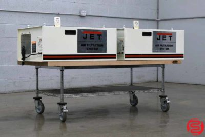 JET AFS-1000 B 3 Speed Air Filtration System - Qty 2 - 041919030904