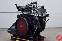 Kluge Automatic Platen Press / Embosser / Die Cutter - 040519032545