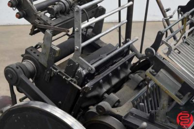 Kluge Automatic Platen Press / Embosser / Die Cutter - 040619095341