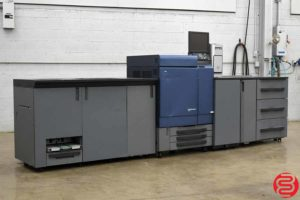 2013 Konica Minolta C8000 Bizhub Digital Press - 042519102655