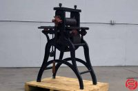 M M Kelton Etching Press - 040519091224