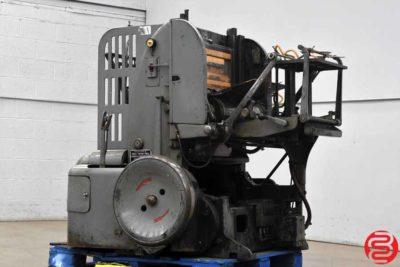 Miehle V-36 Vertical Press Die Cutter / Letterpress - 041619033606