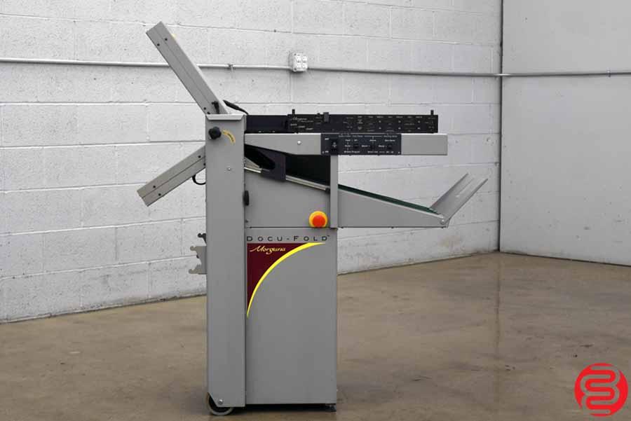 Morgana DocuFold Mk2 Vacuum Feed Paper Folder – 042919044346