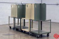 Paper / Bindery Cart - Qty 4 - 042219082110