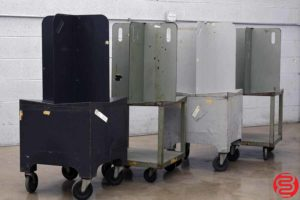 Paper / Bindery Cart - Qty 4 - 042219084933