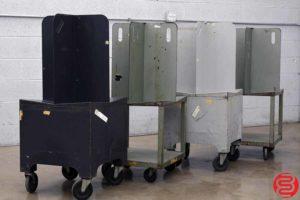 Paper / Bindery Cart - Qty 4 - 042219084933
