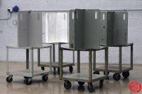 Paper / Bindery Cart - Qty 4 - 042219090812