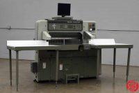Polar 92 EMC Programmable Paper Cutter - 040819033449