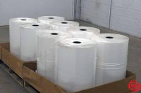 Poly Film Rolls - Qty 8 - 040919101137