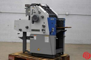 Ryobi 2800CD Single Color Offset Printing Press - 040319115319