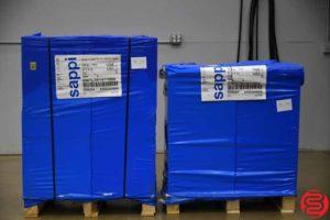 Sappi Opus PS Matte 7 PT Reply Card 105 lb 27.5 x 35 Paper - 041719095353