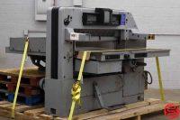 """1988 Schneider Senator 115 MC 45"""" Programmable Paper Cutter - 040919022707"""