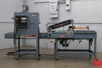Shanklin S-26 Semi-Automatic Shrink Wrap System - 042419125350