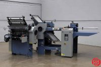 Stahl B20 Pile Feed Paper Folder w/ 8 Page Unit - 040319100830