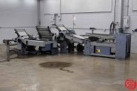 "Stahl TF 66 26"" Continuous Feed Paper Folder - 040119040235"