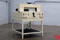 """Triumph Ideal 4850 18.5"""" Paper Cutter - 041519012633"""
