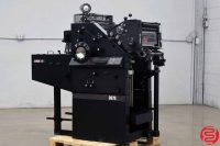 AB Dick 9870 Two Color Offset Printing Press - 052219105344