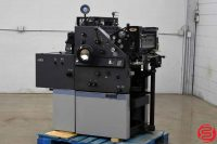 AB Dick 9910XCD Two Color Offset Printing Press Press - 052219094947