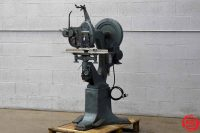 "Acme Interlake S3A 3/4"" Flat Book / Saddle Stitcher - 051619115626"