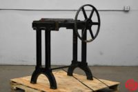 Antique 1800's Book Press - 053119115628