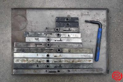 Assorted High Speed Quoins - Qty 11 - 052419023253
