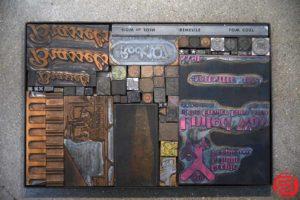 Assorted Letterpress Ornaments - 053019010734