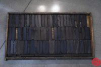 Assorted Letterpress Wood Type - Full Set Capitals - 052919031823