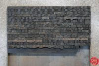Assorted Letterpress Wood Type - Full Set Capitals Full Set Lowercase - 052919032607