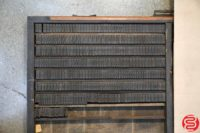 Assorted Letterpress Wood Type - Full Set Capitals Full Set Lowercase - 052919051745