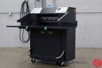 "Challenge Titan 230 Hydraulic Programmable 23"" Paper Cutter - 051119110429"