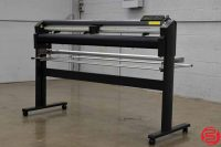 "Graphtec FC8000-130 54"" Vinyl Plotter Cutter - 052219114417"