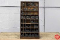Hamilton Letterpress Furniture Cabinet - 053119082952
