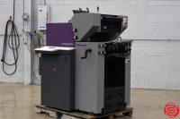 1999 Heidelberg Printmaster QM 46-2 Two Color Printing Press - 051819120924