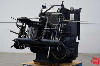 """Heidelberg 10"""" x 15"""" Windmill Letterpress - 050619025100"""