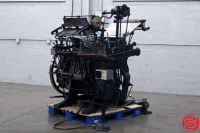Kluge Automatic Platen Press / Embosser / Die Cutter - 050219012741