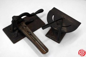 Letterpress Slug Cutter - 053119080522