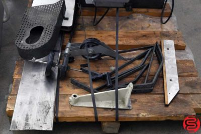 Rosback 203 Saddle Stitcher w/ Extension - 051419104821