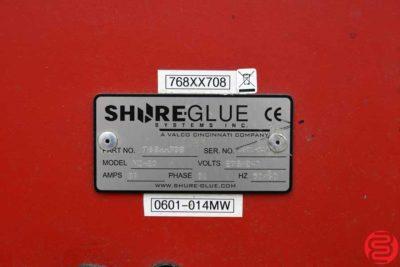 Shure-Glue NC-20 Hot-Melt Gluer Unit - 051419013919