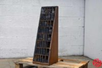 Thompson Letterpress Furniture Cabinet - 053119090255