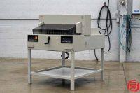 Triumph Ideal 6550 Power Cut & Clamp Paper Cutter - 050219064948