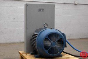 2002 Weg W21 Electric 3 Phase Motor - 051319105555