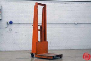 Wesco Economy Hydraulic Worklifter - 051419113905