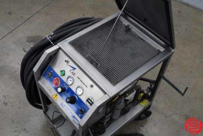 1999 Alpheus PLT-5X CO2 Miniblast Dry Ice Cleaner - 060719105903
