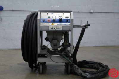 1999 Alpheus PLT-5X CO2 Miniblast Dry Ice Cleaner - 060719105903