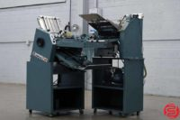 Baum 714 Vacuum Feed Paper Folder w/ 8 Page Unit - 060319082607