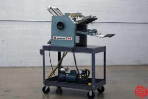 Baum 714 Vacuum Feed Paper Folder - 062119022953